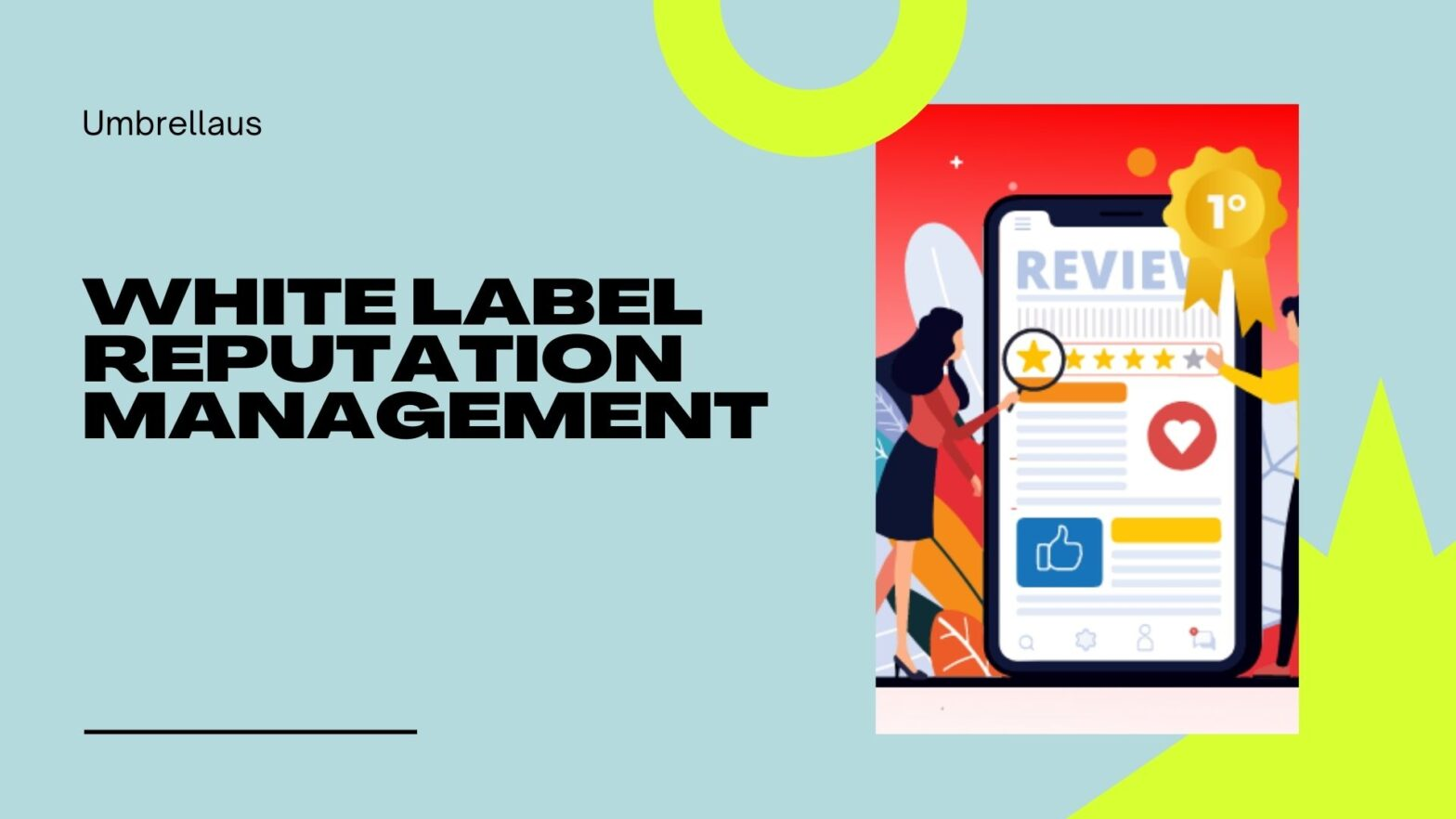 white label reputation management