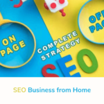 SEO business from home